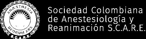 Sociedad Colombiana de Anestesiología y Reanimación S.C.A.R.E.